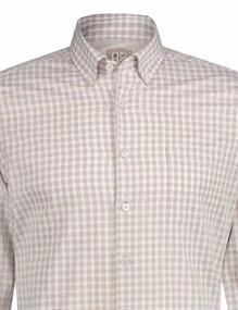 State of Art casual overhemd 21520714 in het Licht Grijs