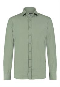 State of Art casual overhemd Regular Fit 21111371 in het Groen
