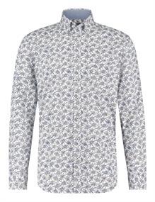 State of Art casual overhemd Regular Fit 21420201 in het Kobalt