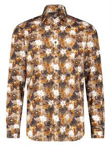 State of Art casual overhemd Regular Fit 21420234 in het Geel