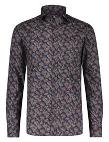 State of Art casual overhemd Regular Fit 21420344 in het Donker Blauw