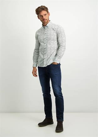 State of Art casual overhemd Regular Fit 21421166 in het Camel