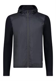 State of Art gebreid vest Regular Fit 16111168 in het Donker Blauw