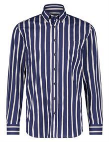 State of Art overhemd 21220255 in het Donker Blauw