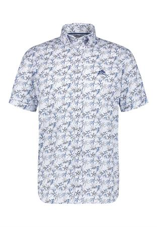 State of Art overhemd Regular Fit 26411304 in het Groen