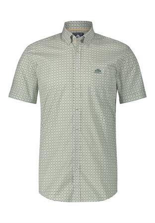 State of Art overhemd Regular Fit 26411307 in het Groen
