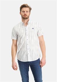 State of Art overhemd Regular Fit 26411316 in het Groen