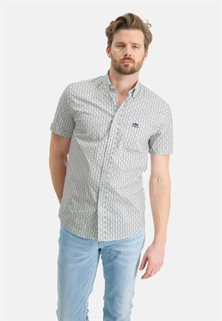 State of Art overhemd Regular Fit 26411334 in het Groen