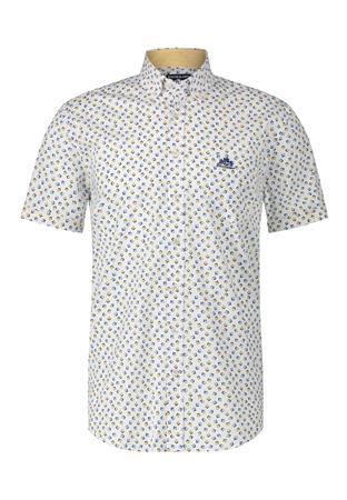 State of Art overhemd Regular Fit 26411336 in het Geel