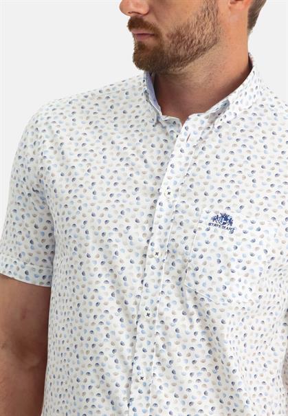 State of Art overhemd Regular Fit 26411909 in het Beige