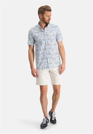 State of Art overhemd Regular Fit 26411912 in het Beige