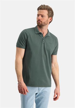 State of Art polo's Regular Fit 46111525 in het Donker Groen