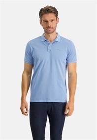 State of Art polo's Regular Fit 46111525 in het Hemels Blauw