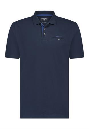 State of Art polo's Regular Fit 46111599 in het Donker Blauw