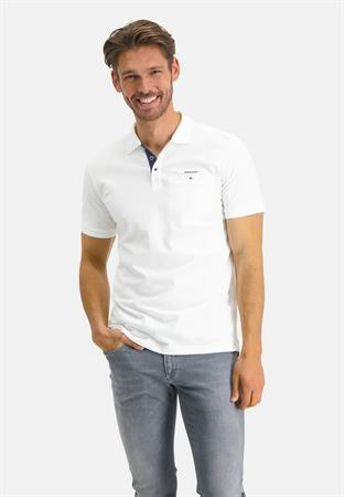 State of Art polo's Regular Fit 46111599 in het Wit