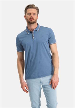 State of Art polo's Regular Fit 48211561 in het Donker Blauw