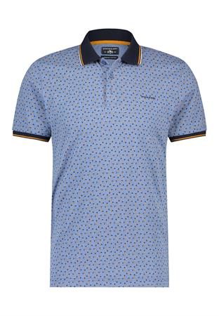 State of Art polo's Regular Fit 48411531 in het Hemels Blauw