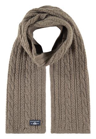 State of Art sjaals 82120666 in het Licht Grijs