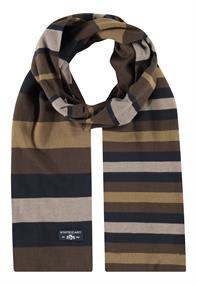 State of Art sjaals 82220663 in het Donker Bruin