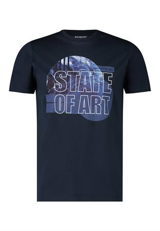 State of Art t-shirts 36111511 in het Donker Blauw