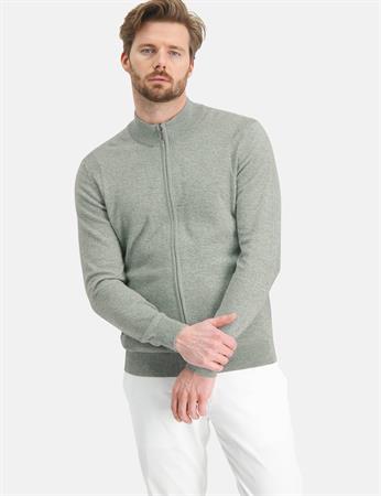 State of Art vest Regular Fit 16111152 in het Groen