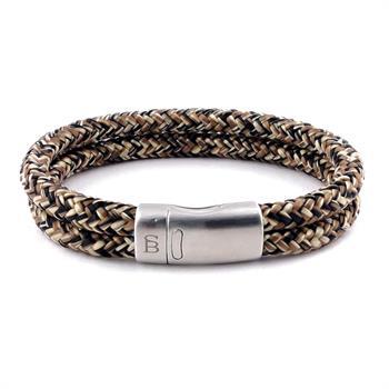 Steel & Barnett sieraden Rope. in het Roest