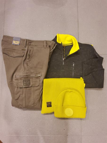 Stoer outfits Set 2 in het Multicolor