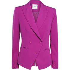 Summum blazer 1s918-10792 in het Cassis