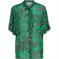Summum blouse 2s2168-10807 in het Mint Groen
