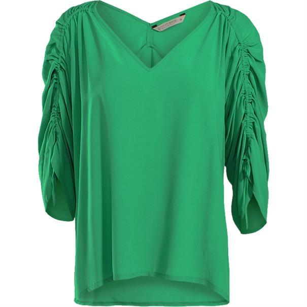 Summum blouse 2s2180-10788 in het Mint Groen