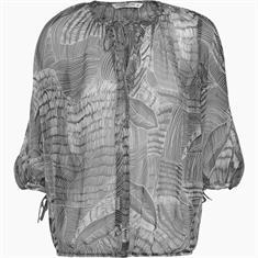 Summum blouse 2s2211-10791 in het Zwart