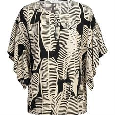 Summum blouse 2s2363-11120 in het Zwart