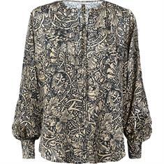 Summum blouse 2s2489-11242 in het Bruin
