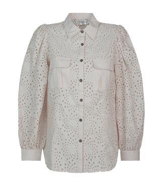 Summum blouse 2s2535-11394 in het Brique