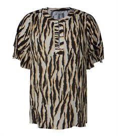 Summum blouse 2s2579-11370 in het Ecru