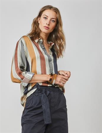 Summum blouse 2s2581-11359 in het Ecru