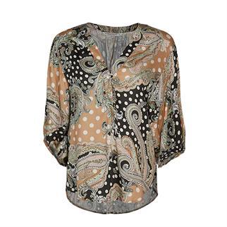 Summum blouse 2s2607-11441 in het Ecru
