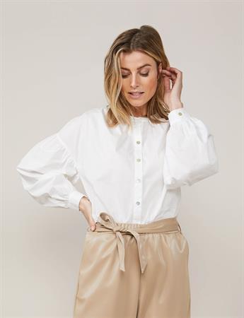 Summum blouse 2s2612-11466 in het Beige