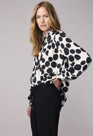 Summum blouse 2s2638-11507 in het Beige