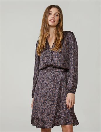 Summum blouse 2s2654-11524 in het Ecru