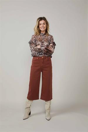 Summum blouse 2s2656-11504 in het Ecru