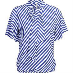 Summum blouse 3s4370-30128 in het Marine