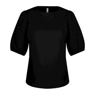 Summum blouse 3s4542-30246 in het Zwart