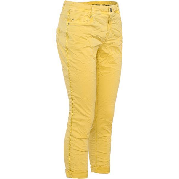 Summum broeken 4s1682-10837 in het Geel