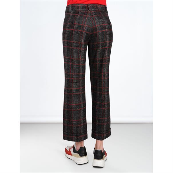 Summum broeken 4s1860-10977 in het Rood