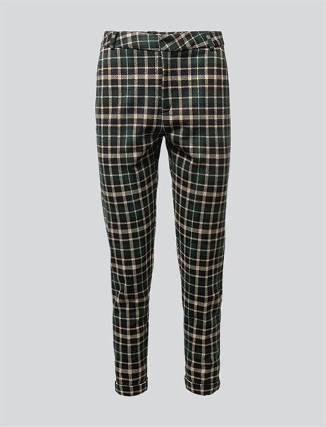 Summum broeken 4s2021-30179 in het Groen
