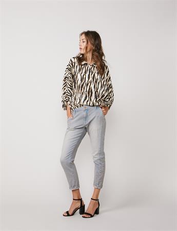 Summum jeans 4s2109-5089 in het Greige