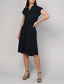 Summum jurk 5s1141-30122 in het Zwart