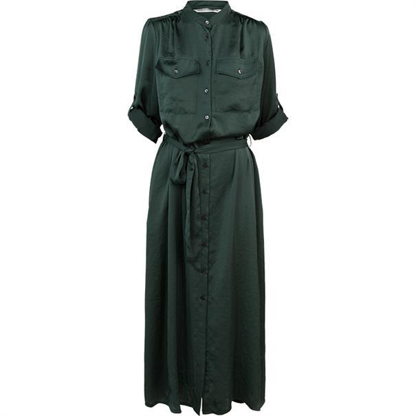 Summum jurk 5s1193-11234 in het Mint Groen