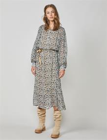 Summum jurk 5s1250-11357 in het Ecru